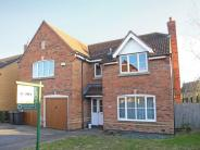 Detached house in Elstow, Bedfordshire