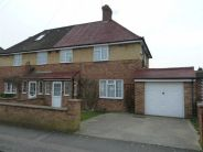 semi detached property for sale in Borehamwood, Herts