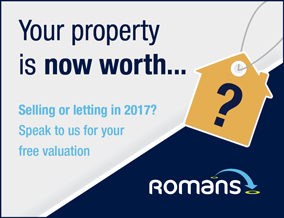 Get brand editions for Romans, Staines - Lettings