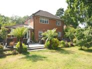 Detached home for sale in Rowtown, Surrey
