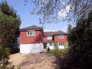 5 bed Detached property for sale in Woodham, Woking, Surrey