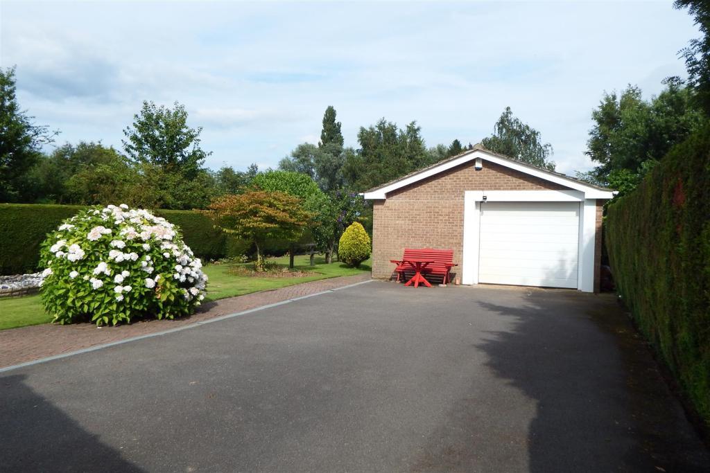 Extensive Driveway