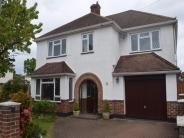 Detached house for sale in Fontmell Park, Ashford...