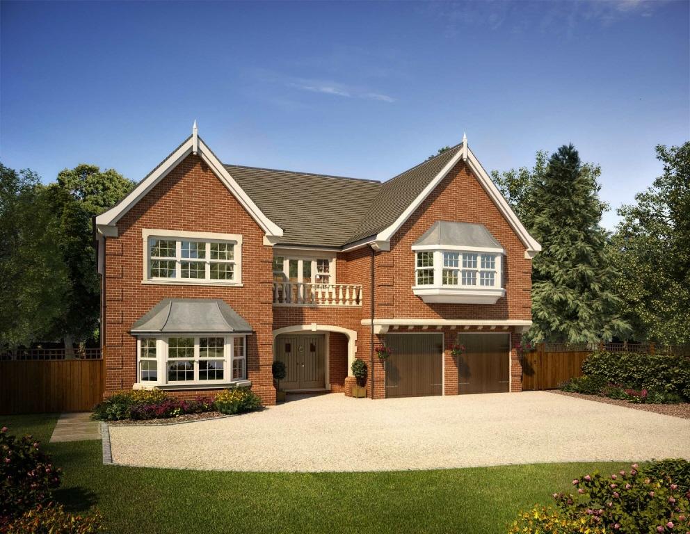 Imposing Home (CGI)