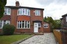 semi detached house in Hollyedge Drive...