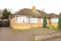 Semi-Detached Bungalow for sale in Cedar Close, Ampthill...