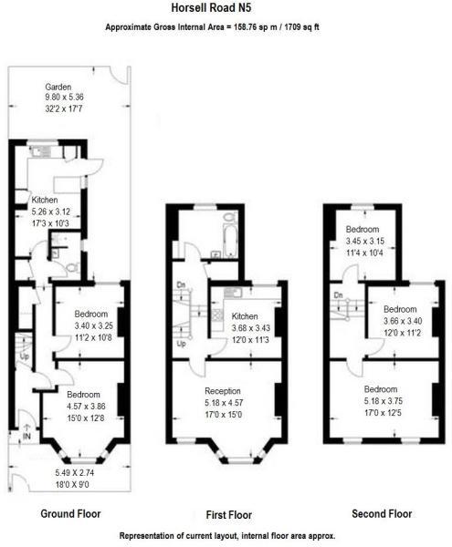 Floor Plan Whole Hou