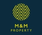 M & M Property, London branch logo