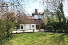 semi detached house for sale in South Downs Road, Hale...