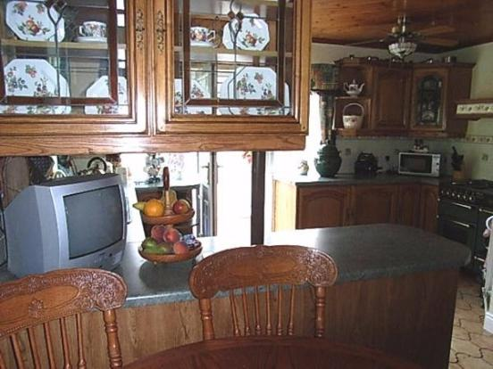 Kitchen & Breakfast Room