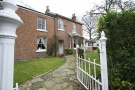 3 bed semi detached house in Nursery Lane, Wilmslow...
