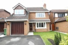 4 bed Detached house in Moran Close, HANDFORTH...