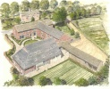 property for sale in Home Farm & The Barns, School Lane, Henbury, Cheshire