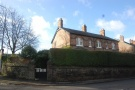 semi detached home for sale in Prestbury Road...