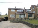 Detached property in Park Crescent, Glossop...
