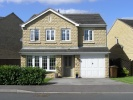 4 bedroom Detached property in Hurst Crescent, Glossop...