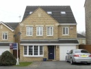 4 bed Detached home for sale in King Cup Close, Glossop...