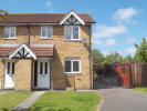 3 bed semi detached property to rent in 5 Talbot Close, Spilsby...