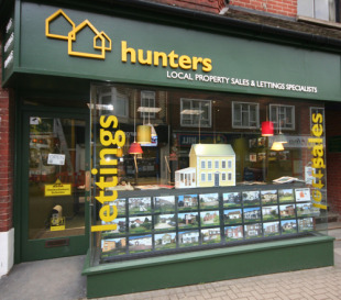 Hunters Estate Agents, Burgess Hillbranch details