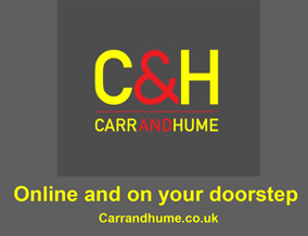 Get brand editions for Carr & Hume Estate Agents Limited, Swinton