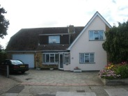 Detached property in Clarence Close...