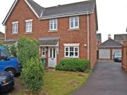 3 bed semi detached house for sale in Frenchs Gate