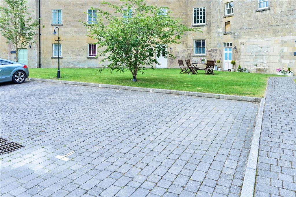 Designated Parking Spaces