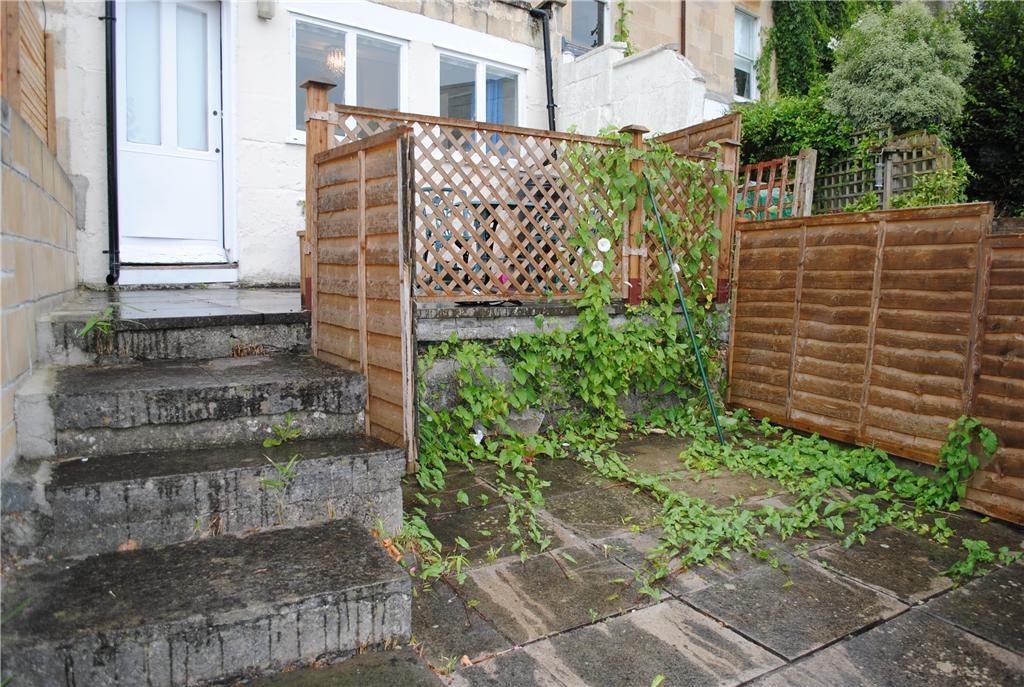 Flat 4 - Rear garden
