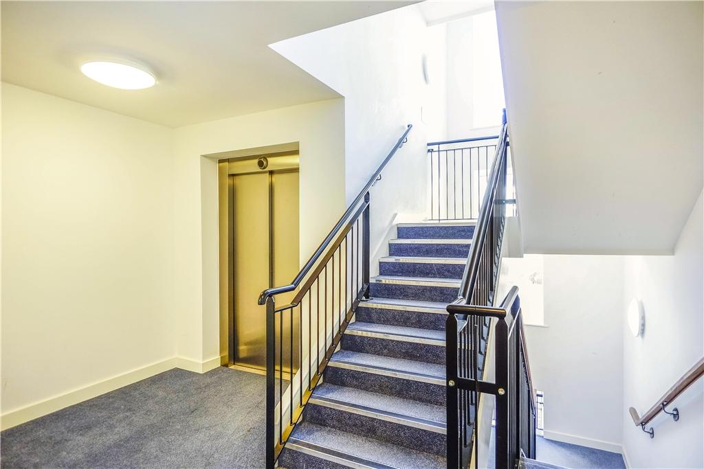 Communal Staircase & Lift