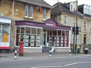 Andrews Estate Agents, Bath Newbridgebranch details