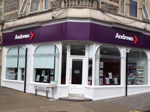 Andrews Estate Agents, Cliftonbranch details