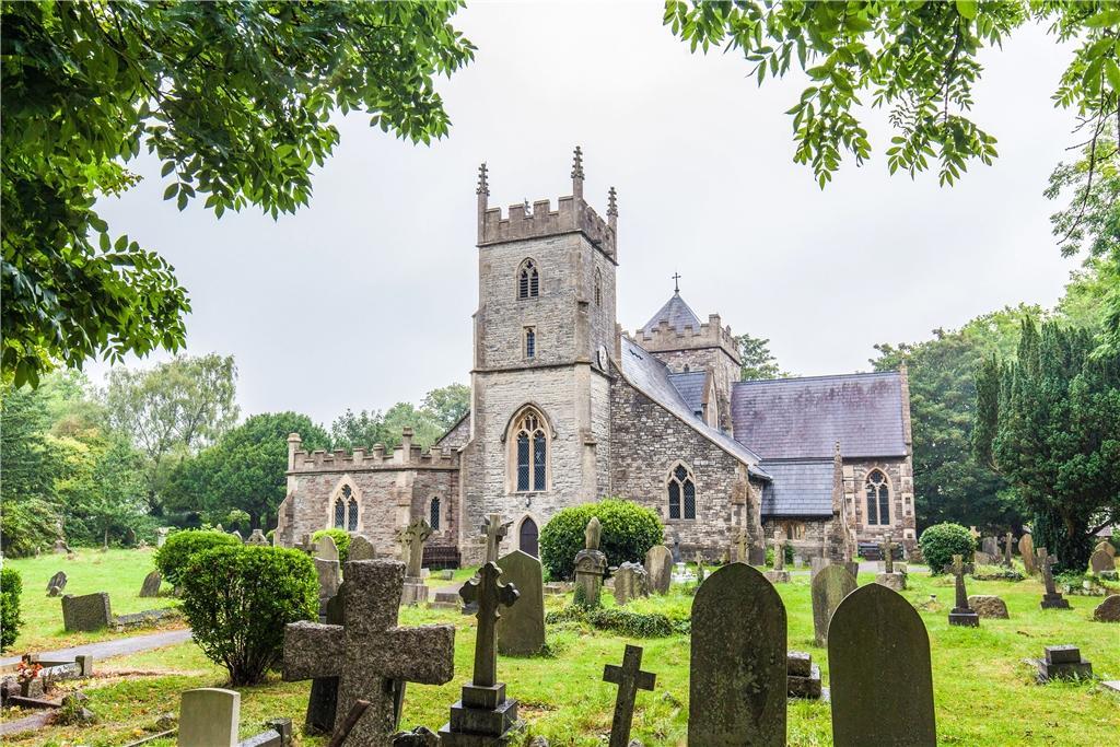 Church next door