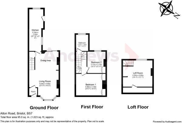 16 Alton Floorplans