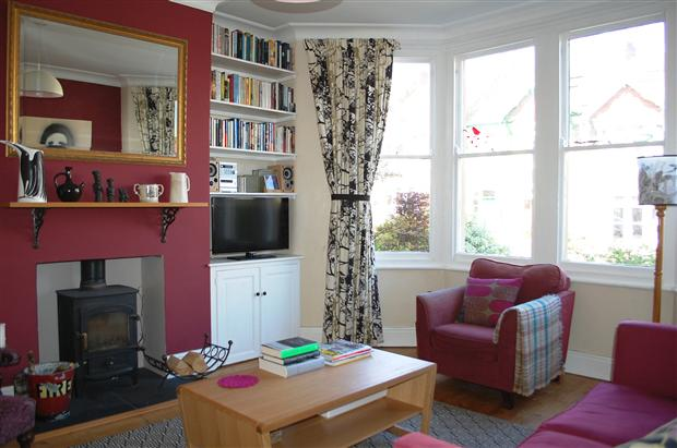 3 bedroom terraced house for sale in thingwall park for Small terraced house living room ideas