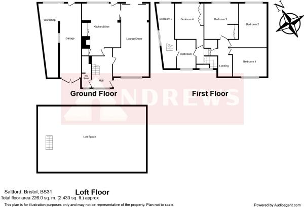 10 Justice Avenue Floorplan