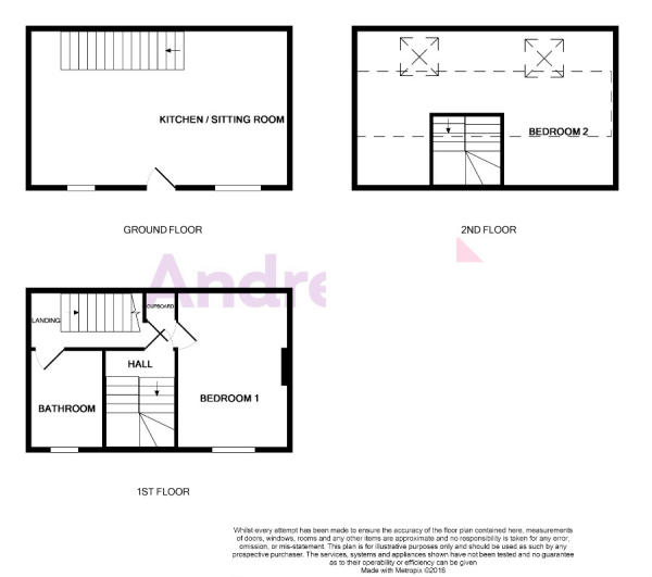 35 High Street, Saltford Floorplan