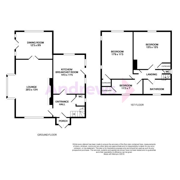 Burnett Point Floorplan New