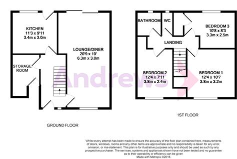 11 Windsor Avenue 1 Floorplan