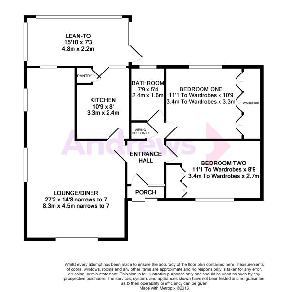 69 Hurn Lane Floorplan