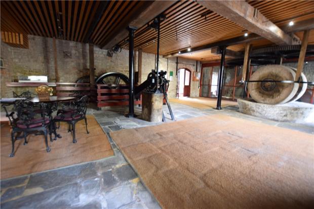 Communal Mill room