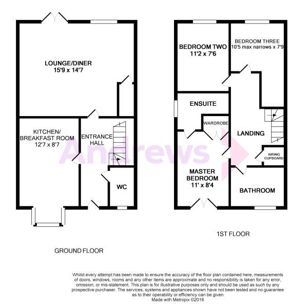 10 Winter Walk Floorplan
