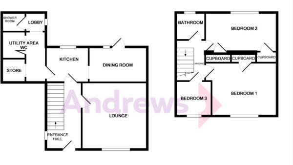1 Cranmore Avenue Floorplan