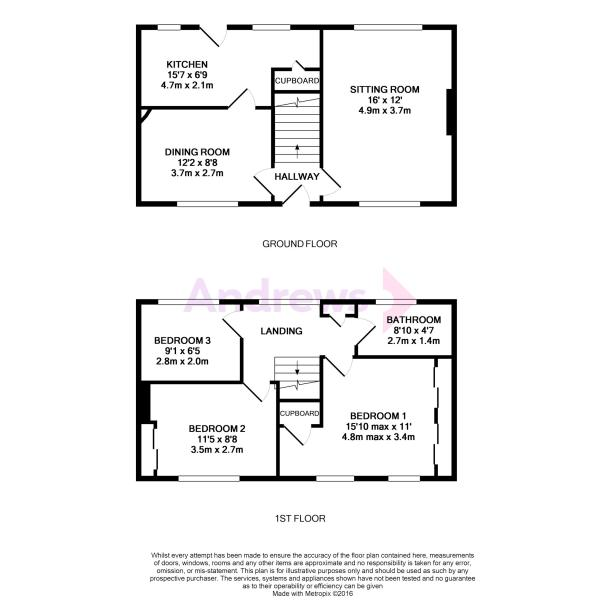 Riverleaze Floorplan