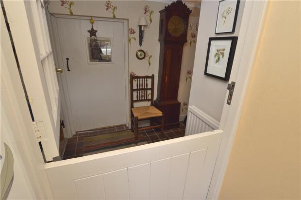Stable Door to Hallway