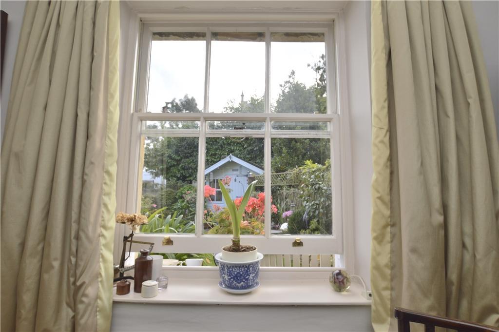 Through The Lounge Window