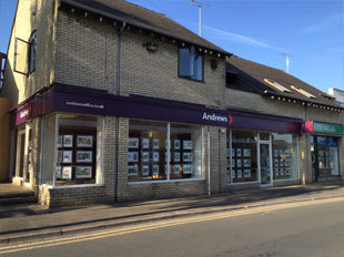 Andrews Estate Agents, Bishops Cleevebranch details