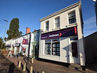 Andrews Estate Agents, Charlton Kingsbranch details