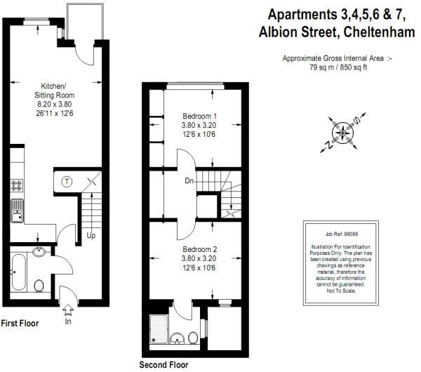 Floorplan 3,4,5,6 & 7