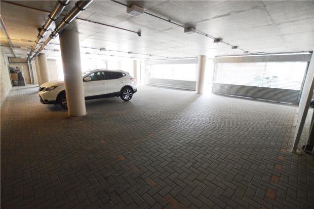 Under Croft parking for 2 cars