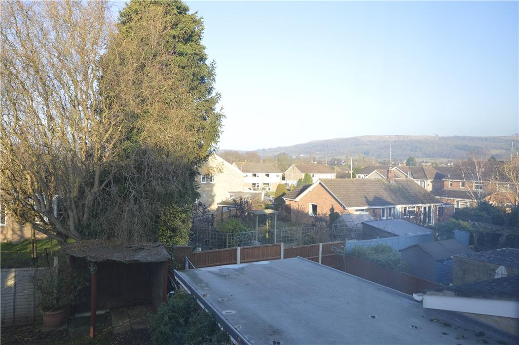 View from rear bedroom